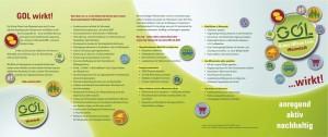 Wahlprogramm 2014 der GOL Weinstadt