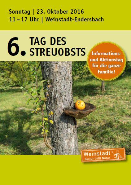 Streuobsttag in Weinstadt