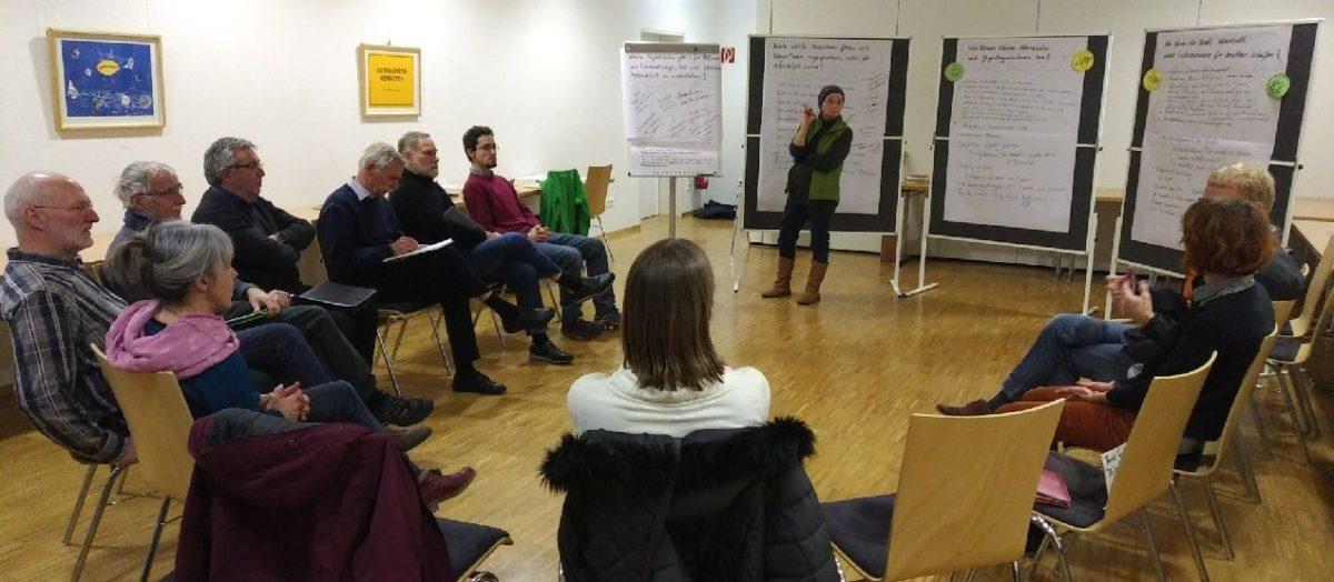 "Workshop ""Blütenträume_Lebensräume"""